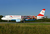 "Austrian's ""Building Bridges"" A320 for Eurovision Song Contest"