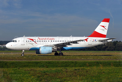 Austrian Airlines Airbus A319-112 OE-LDB (msn 2174) ZRH (Rolf Wallner). Image: 907180.
