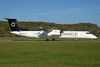 Austrian Airlines-Swiss International Airlines Bombardier DHC-8-402 (Q400) OE-LGR (msn 4045) (Star Alliance) ZRH (Rolf Wallner). Image: 939553.