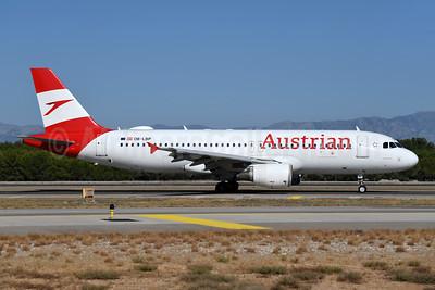Austrian Airlines Airbus A320-214 OE-LBP (msn 797) AYT (Ton Jochems). Image: 954986.