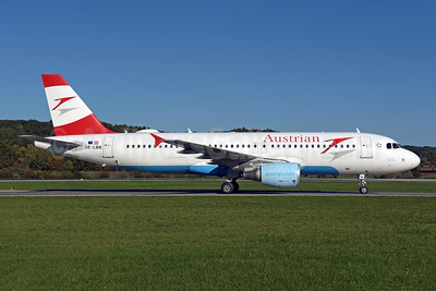 Austrian Airlines Airbus A320-214 OE-LBK (msn 1931) ZRH (Rolf Wallner). Image: 943791.