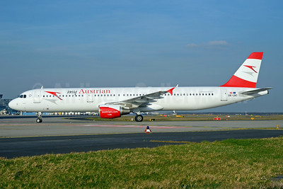 Best Seller - Austrian Airlines' revised 2015 color scheme