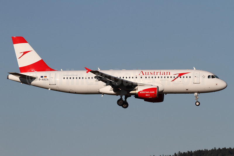 Leased from/operated by Airberlin on February 27, 2017