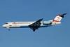 Austrian Arrows-Tyrolean Airways Fokker F.28 Mk. 0100 OE-LVB (msn 11502) LHR (Antony J. Best). Image: 900826.