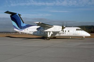 AustroJet (BFS) de Havilland Canada DHC-8-102 Dash 8 OE-HWG (msn 289) ZRH (Rolf Wallner). Image: 947104.