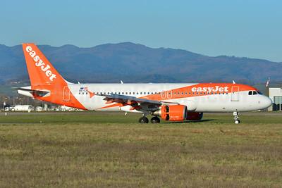 easyJet (Europe) Airbus A320-214 WL OE-IJO (msn 3922) BSL (Paul Bannwarth). Image: 941512.