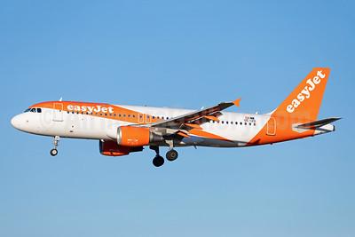 easyJet (Europe) Airbus A320-214 OE-IZD (msn 4581) ARN (Stefan Sjogren). Image: 942571.