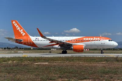 easyJet (Europe) Airbus A320-214 WL OE-IJG (msn 6788) PMI (Ton Jochems). Image: 942774.