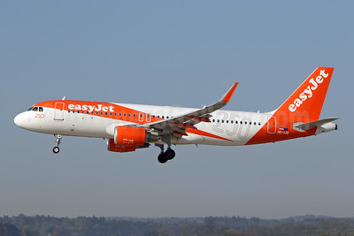 250th Airbus for easyJet
