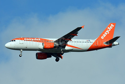 easyJet (Europe) Airbus A320-214 OE-IVO (msn 3979) BSL (Paul Bannwarth). Image: 942773.