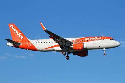 easyJet (Europe) Airbus A320-214 WL OE-IJG (msn 6788) LIS (Marcelo F. De Biasi). Image: 940702.