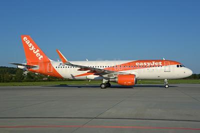 easyJet (Europe) Airbus A320-214 WL OE-INB (msn 7730) ZRH (Rolf Wallner). Image: 954953.