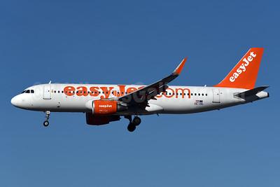 easyJet (Europe) (easyJet.com) Airbus A320-214 WL OE-IVL (msn 6188) ZRH (Rolf Wallner). Image: 949226.