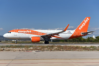 easyJet (Europe) Airbus A320-214 WL OE-IVQ (msn 7228) PMI (Ton Jochems). Image: 942776.
