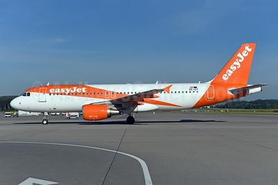 easyJet (Europe) Airbus A320-214 OE-IZT (msn 3995) ZRH (Ton Jochems). Image: 9422289.