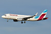 Eurowings (Europe) Airbus A320-214 WL OE-IQB (msn 7012) VIE (Tony Storck). Image: 939135.