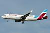 Eurowings (Europe) Airbus A320-214 WL OE-IEW (msn 7148) VIE (Tony Storck). Image: 939134.