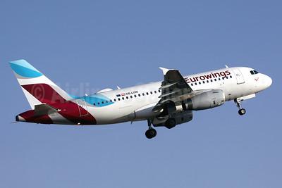 Eurowings (Europe) Airbus A319-132 OE-LYW (msn 4998) PMI (Javier Rodriguez). Image: 942465.