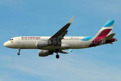 Eurowings (Europe) Airbus A320-214 WL OE-IQA (msn 6992) FCO (Marco Finelli). Image: 937141.