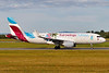 """Eurowings Europe's 2017 """"Eurowings Holidays"""" special livery"""