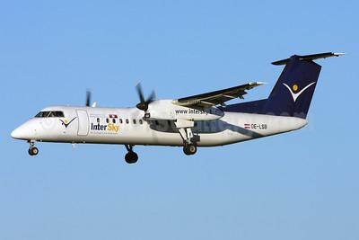 InterSky Bombardier DHC-8-311 OE-LSB (msn 525) (Bregenzer Festival) ZRH (Andi Hiltl). Image: 920474.