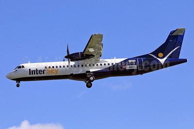 InterSky ATR 72-212A (ATR 72-600) F-WWEE (OE-LID) (msn 1042) TLS (Eurospot). Image: 911595.