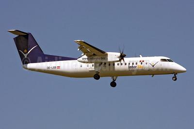 InterSky Bombardier DHC-8-311 OE-LSB (msn 525) ZRH (Keith Burton). Image: 900288.