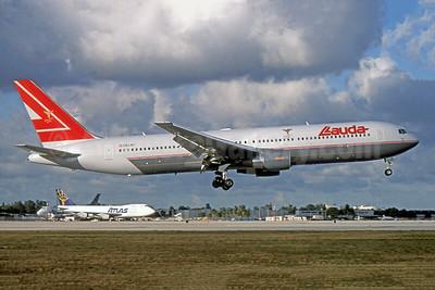 Lauda Air Boeing 767-3Z9 ER OE-LAY (msn 29867) MIA (SPA). Image: 951159.