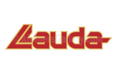 1. Lauda Air (1st) logo