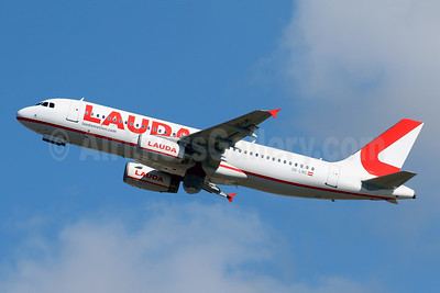 Lauda - laudamotion.com Airbus A320-232 OE-LMG (msn 4603) PMI (Javier Rodriguez). Image: 951053.