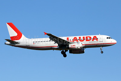Lauda - laudamotion.com Airbus A320-232 OE-LOJ (msn 2288) PMI (Javier Rodriguez). Image: 950936.