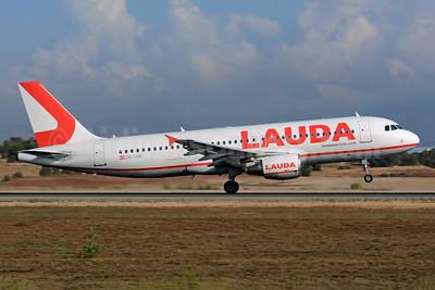 Lauda - laudamotion.com Airbus A320-214 OE-LON (msn 3048) PMI (Richard Vandervord). Image: 951054.