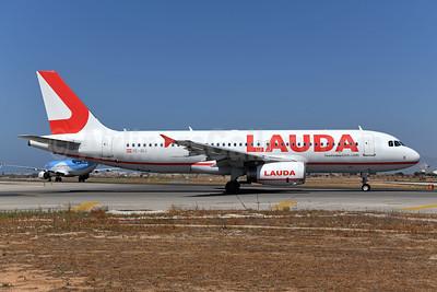 Lauda - laudamotion.com Airbus A320-232 OE-IBJ (msn 3259) PMI (Ton Jochems). Image: 946729.