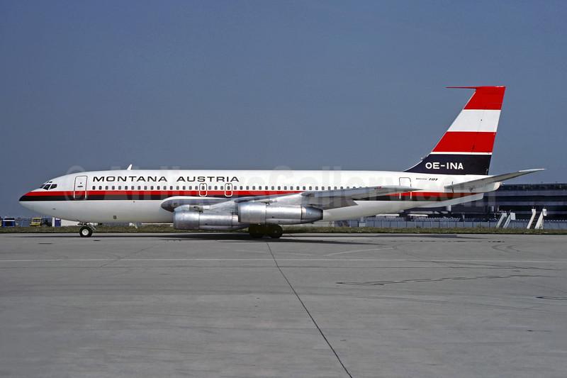 Best Seller - Airline Color Scheme - Introduced 1976