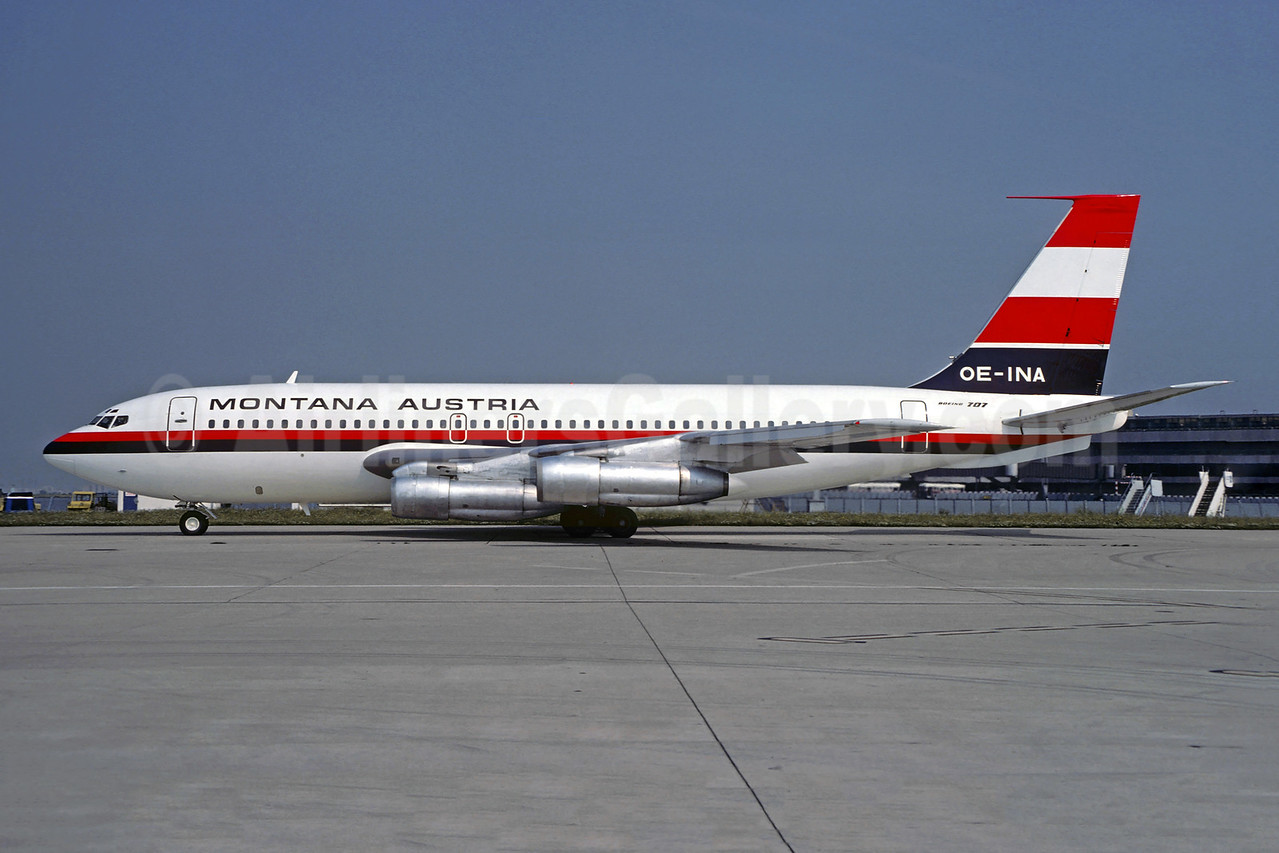Best Seller - Airline Color Scheme - Introduced 1976