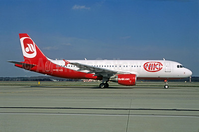 Niki-The Spirit of Niki (flyniki.com) Airbus A320-214 OE-LEU (msn 2902) (Airberlin colors) (Jacques Guillem Collection). Image: 922610.