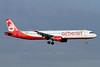 "Airberlin (airberlin.com) (Niki) Airbus A321-211 OE-LCS (msn 1994) (""Mit NIKI in den Urlaub!"" - ""Going on vacation with NIKI"") ZRH (Andi Hiltl). Image: 939735."