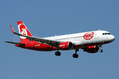 Niki-Airberlin (airberlin.com) Airbus A320-214 WL OE-LER (msn 5522) (Sharklets) ZRH (Andi Hiltl). Image: 911801.