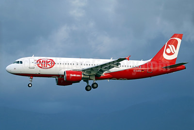 Niki-The Spirit of Niki (flyniki.com) Airbus A320-214 D-ABHG (OE-LEX) (msn 2867) PMI (Javier Rodriguez). Image: 936630.