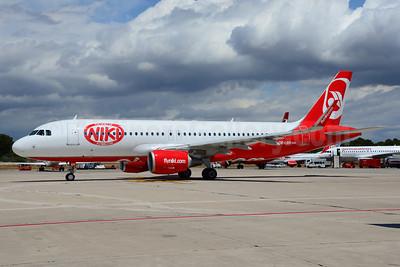 Niki-Airberlin (airberlin.com) Airbus A320-214 WL OE-LER (msn 5522) (Sharklets) PMI (Ton Jochems). Image: 913233.