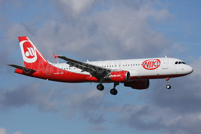 Niki-The Spirit of Niki (flyniki.com) Airbus A320-214 OE-LEX (msn 2867) ZRH (Andi Hiltl). Image: 911443.