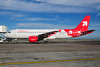 flyniki.com (Niki Luftfahrt) Airbus A320-214 OE-LEL (msn 2668) (OLT Express colors) NCE (Ton Jochems). Image: 909843.