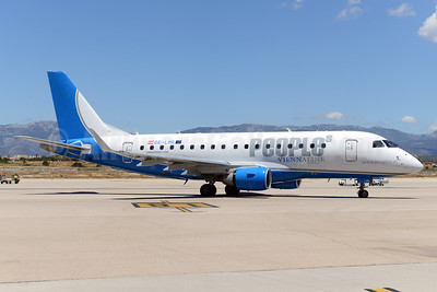 People's Viennaline Embraer ERJ 170-100LR OE-LMK (msn 17000150) PMI (Ton Jochems). Image: 933884.