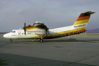 Tyrolean Airways de Havilland Canada DHC-7-102 Dash 7 OE-HLS (msn 22) ZRH (Rolf Wallner). Image: 953983.
