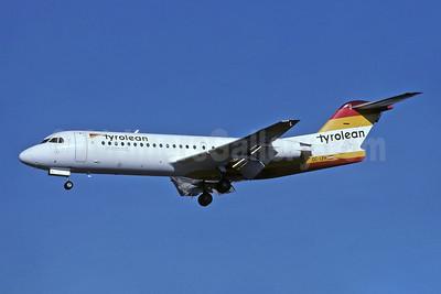 Tyrolean Airways Fokker F.28 Mk. 0070 OE-LFK (msn 11555) (Richard Vandervord). Image: 946655.