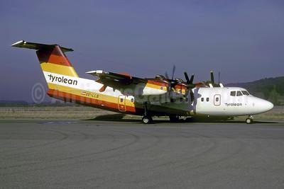 Tyrolean Airways de Havilland Canada DHC-7-102 Dash 7 OE-LLS (msn 22) ZRH (Rolf Wallner). Image: 953986.