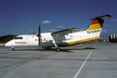Tyrolean Airways de Havilland Canada DHC-8-106 Dash 8 OE-LLJ (msn 317) ZRH (Rolf Wallner). Image: 954009.