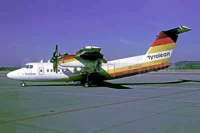 Tyrolean Airways de Havilland Canada DHC-7-102 Dash 7 OE-LLT (msn 50) ZRH (Rolf Wallner). Image: 953985.