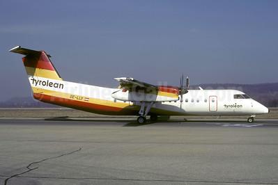 Tyrolean Austrian Regional (Tyrolean Airways) de Havilland Canada DHC-8-311 Dash 8 OE-LLY (msn 370) ZRH (Rolf Wallner). Image: 953987.