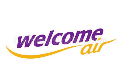 1. Welcome Air logo
